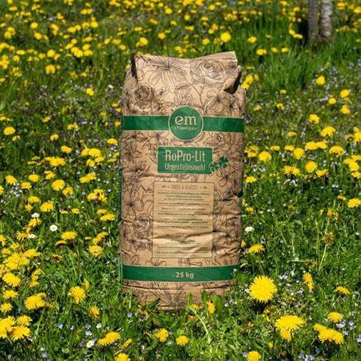 RoPro-Lit-Urgesteinsmehlim 25kg Sack von EM-Chiemgau