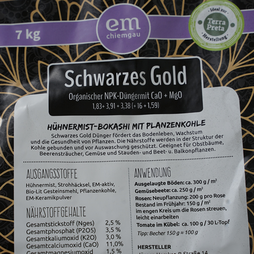 Schwarzes-Gold-Etikett