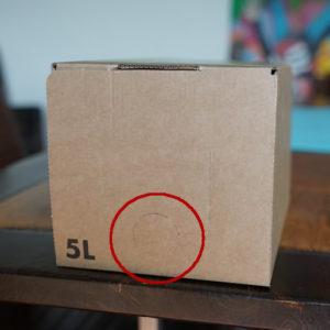 Bag in Box EM-aktiv
