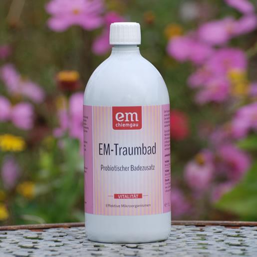 Effektive Mikroorganismen-EM-Traumbad-1,0L-EM-Chiemgau-Regenerationsbad
