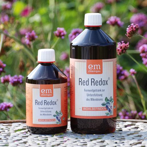 Red-Redox-Probiotisches-Fermentgetraenk mit Aroniabeere