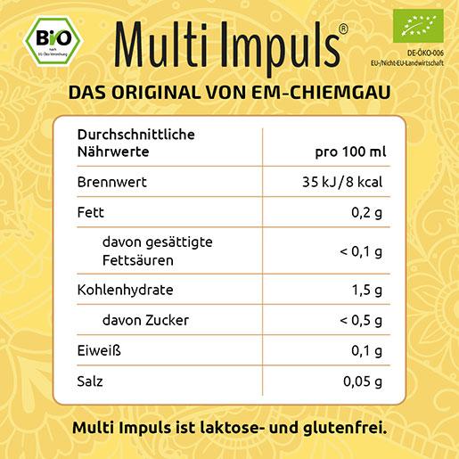 EM Chiemgau Multi Impuls
