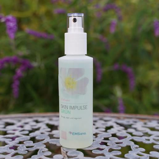 EMSana-Skin-Impulse-grün-100ml-für-unreine-Haut-Spray-EM-Chiemgau
