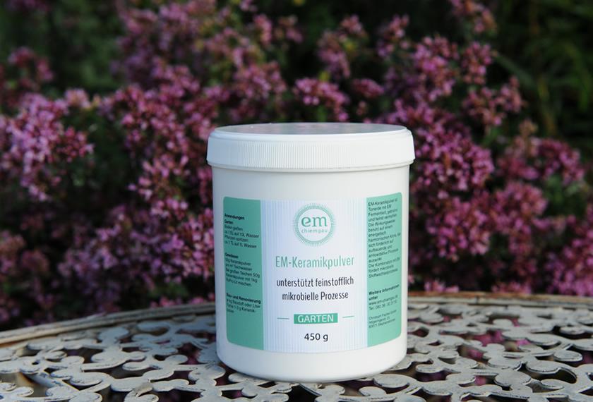 EM-Keramikpulver