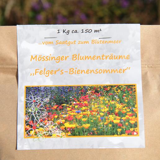 Bienensommer_Etikett