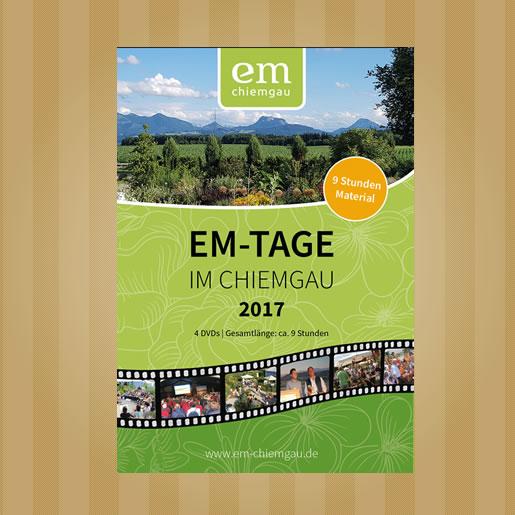 """EM-Tage im Chiemgau - Informatives Symposium rund um das Thema """"Effektive Mikroorganismen"""". Aufgezeichnet in Bayern, Stephanskirchen. EM-Vortrag & vieles mehr."""