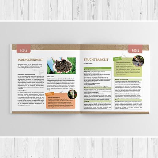 Was ist Bodenleben? Wie kann man das Bodenleben aktiv verbessern und unterstützen? Mehr erfahren im Garten Magazin