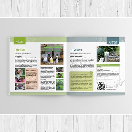 EM-Chiemgau-Praxis-Ratgeber-Haus-Garten: Bokashi Herstellung und Kompost Aufbereitung mit EM