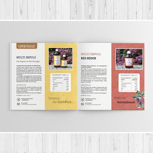 EM Effektive Mikroorganismen Magazin - Information - Erfahrung mit EM im Wohlbefinden, Darm, Sanierung: Blick ins Buch