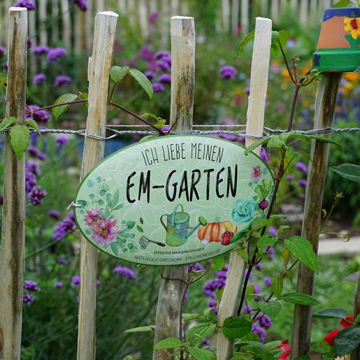 EM-Garten-Gartenschild-EM-Chiemgau