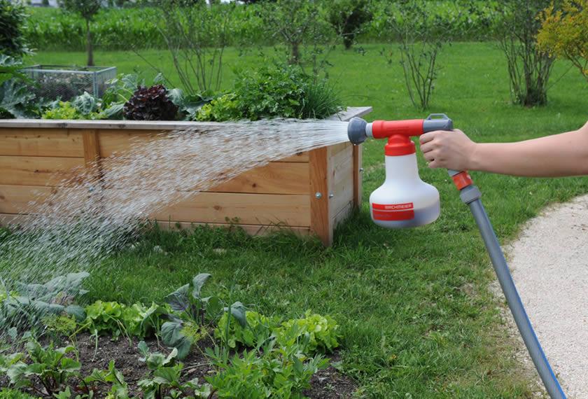 Effektive Mikroorganismen-gießen-Aqua-Mix-Anwendung-