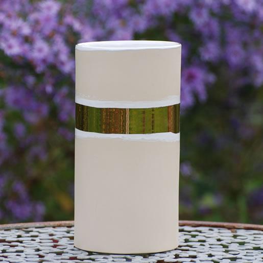 EYL-EM-Keramik-Krüge- Vase-groß-gold-glänzend-EM-Chiemgau