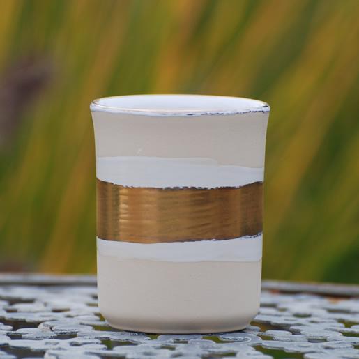 EYL-EM-Keramik-Krüge-Gold-matt-Becher-EM-Chiemgau