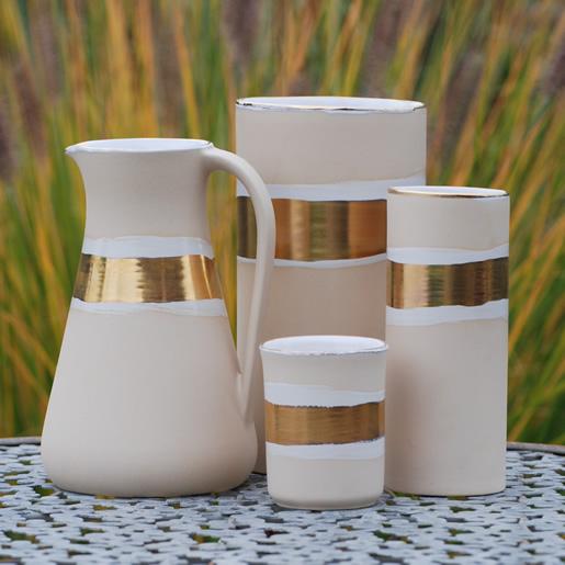 EYL-Keramik_Gold-matt_EM-Chiemgau_Trinkwasserbelebung