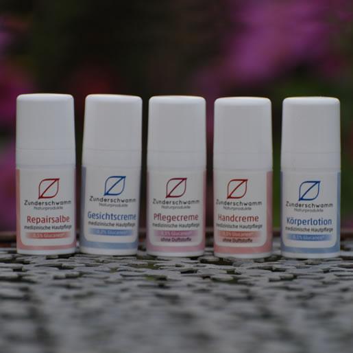 Zunderschwamm-Kosmetikproben-EM-Chiemgau