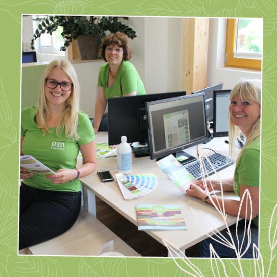 Marketing und Grafik EM-Chiemgau