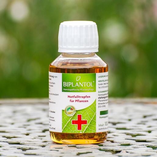 Biplantol Notfalltropfen für Pflanzen 0,1L EM-Chiemgau
