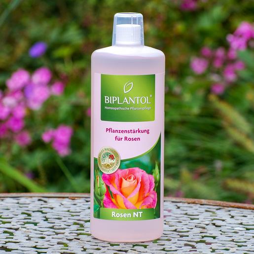 Biplantol Pflanzenstärkung für Rosen 1l EM-Chiemgau