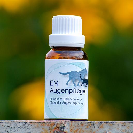 EMSanaVet Augenpflege für Tiere bei EM-Chiemgau