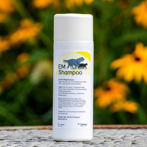 EMvet Shampoo EM-Chiemgau