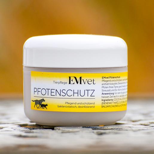 EMvet Pfotenschutz EM-Chiemgau