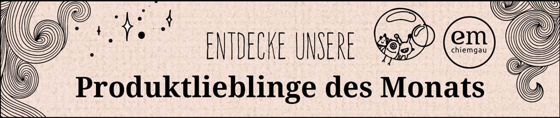 Monatsangebote vom EM-Chiemgau: Fermentgetränke & PflanzenkohleAngebot
