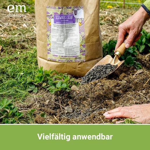 Anwendungsbilder_Schafwollpellets_EM-Chiemgau