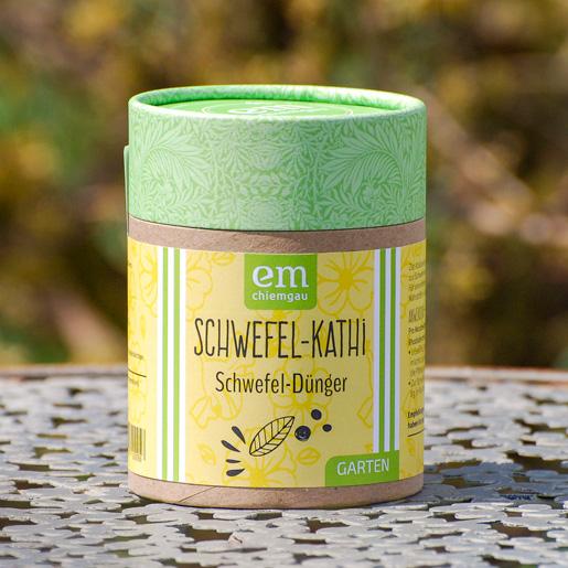 Schwefel-Duenger_Schwefel-Kathi_EM-Chiemgau