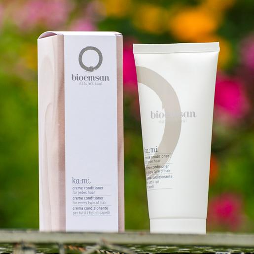 bioemsan Creme Conditioner kami in der 200 ml Tube natürliche Pflegespülung für jedes Haar